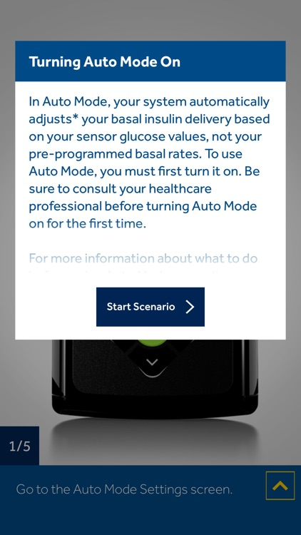 MiniMed™ Virtual Pumps App screenshot-3