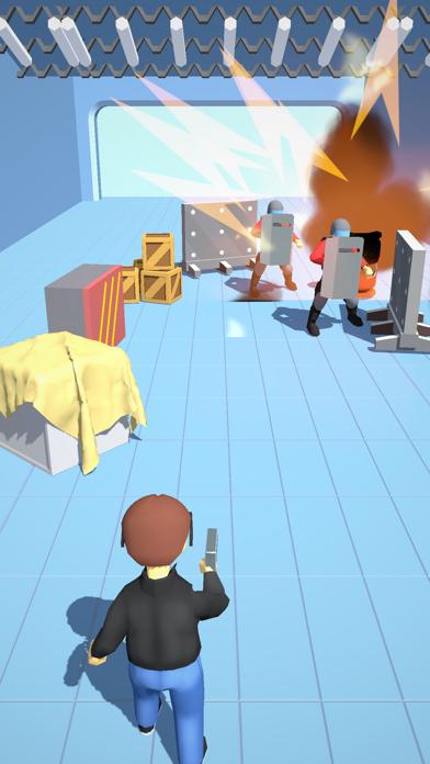 Bullet Fly 3D screenshot 4