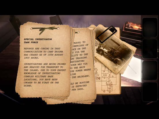 Mystery Of Camp Enigma screenshot 13