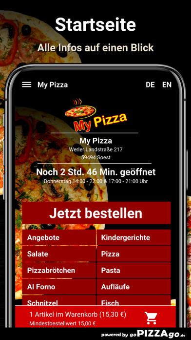 My Pizza-Soest screenshot 2