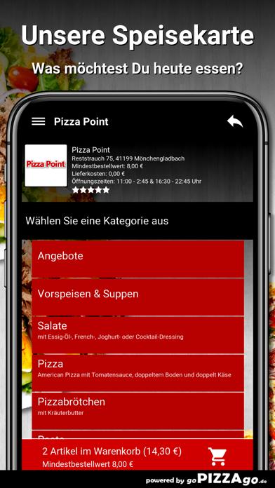 Pizza-Point Mönchengladbach screenshot 5