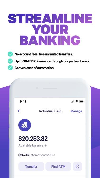 Wealthfront: Earn More screenshot-4