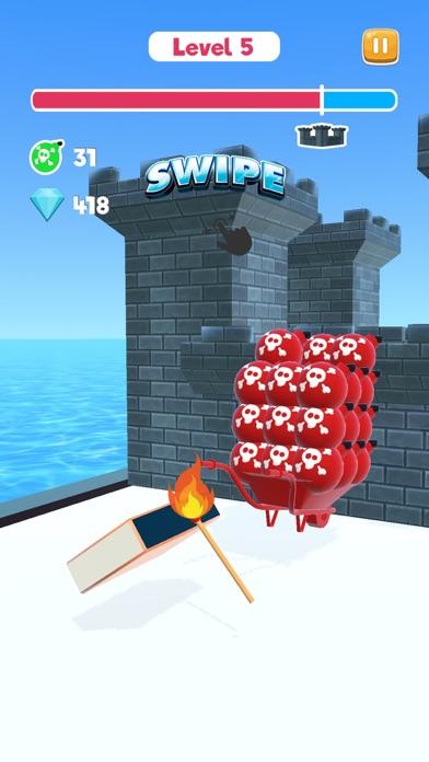 Bomber Rush 3D screenshot 3