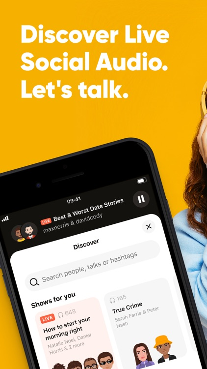 Stereo: Join the conversation screenshot-0