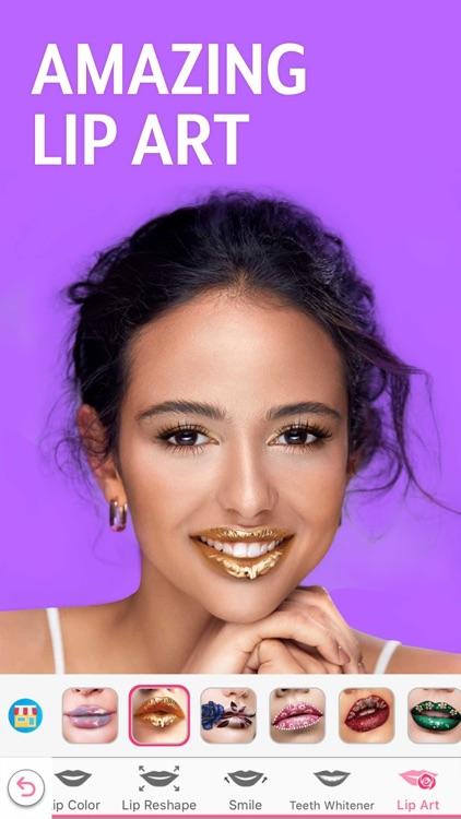 YouCam Makeup: Selfie Editor screenshot-6