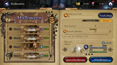 Скриншот №7 к Castlevania Grimoire of Souls