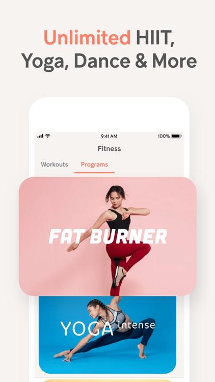 Gymondo: Fitness & Yoga screenshot-0