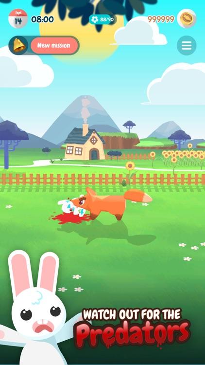 Bunniiies: The Love Rabbit screenshot-3