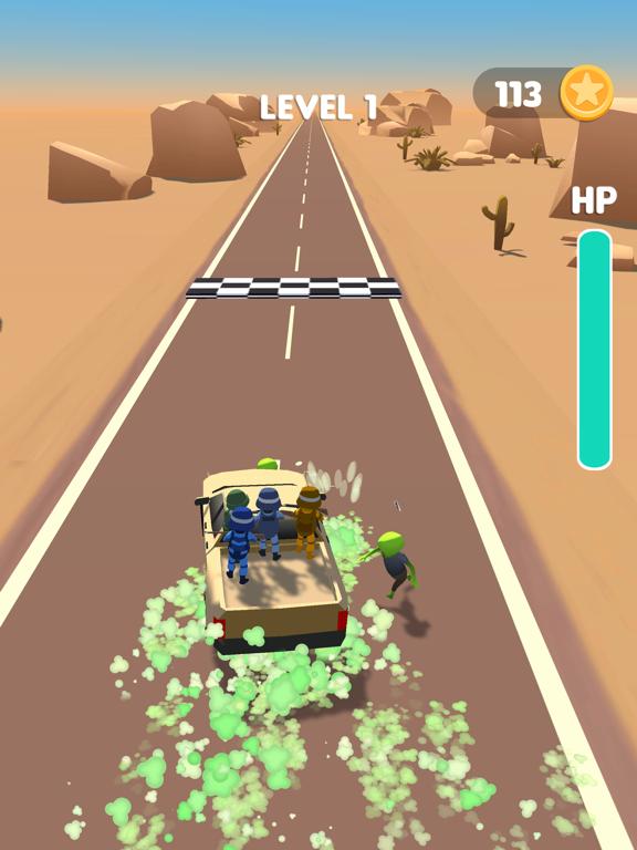Z Road 3D screenshot 12