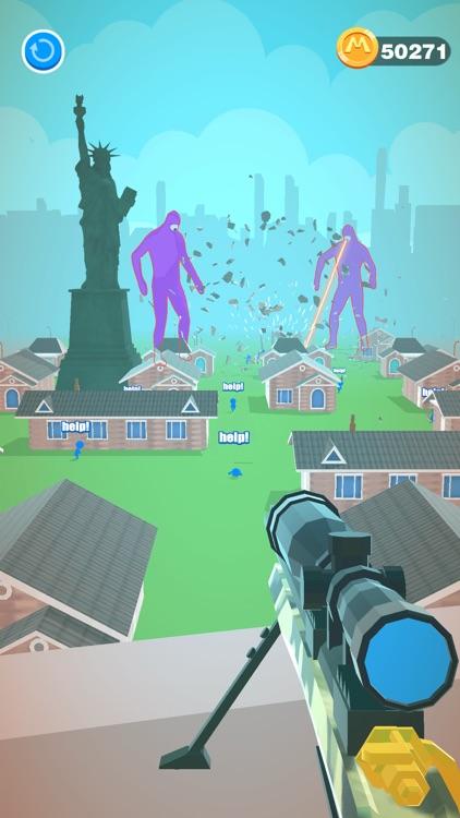 Giant Wanted screenshot-3