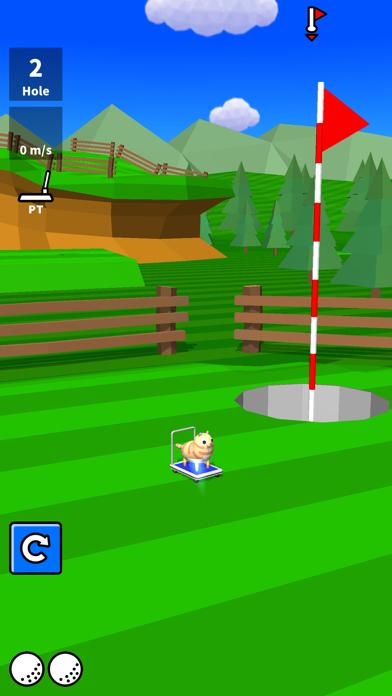 どうぶつのゴルフ紹介画像1