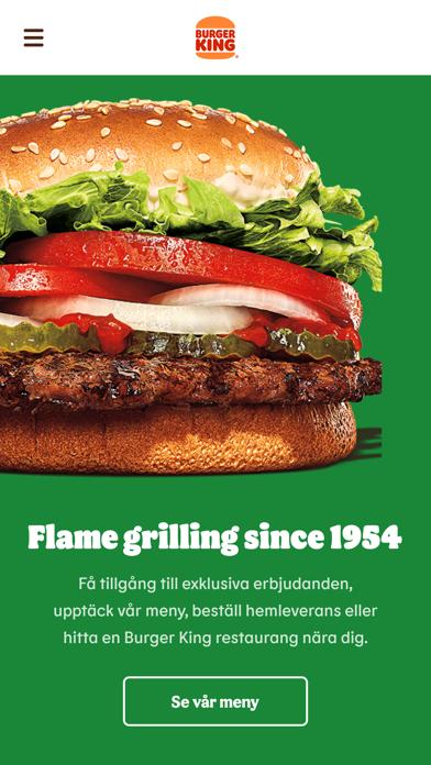 Burger King Sverige på PC