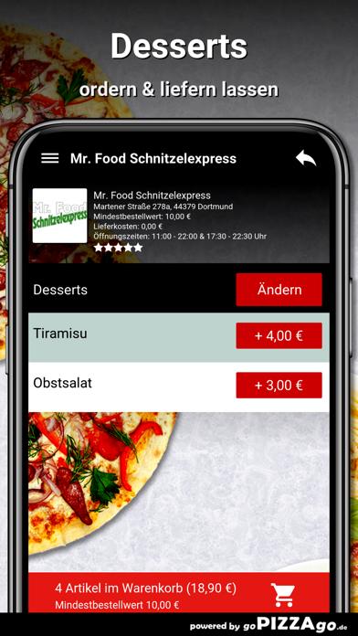 Mr. Food Dortmund screenshot 6