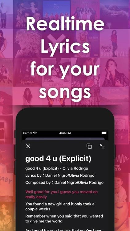 Musica XM Unlimited Streaming screenshot-3
