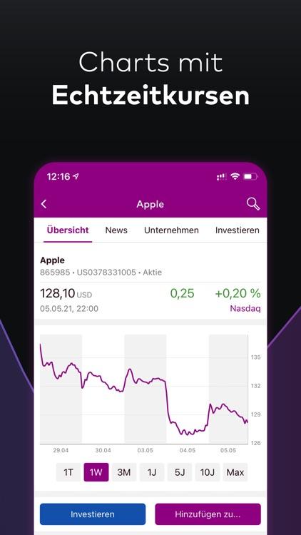 onvista - Börse & Aktienkurse screenshot-3