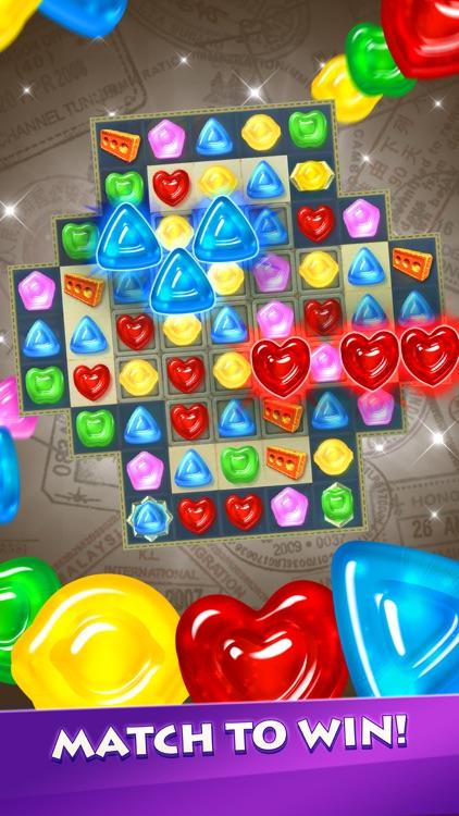 Gummy Drop! Match 3 Puzzles screenshot-0