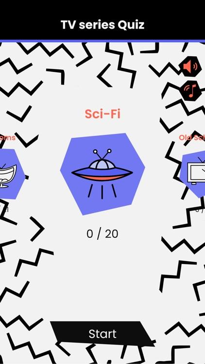 The TV Series Quiz screenshot-6
