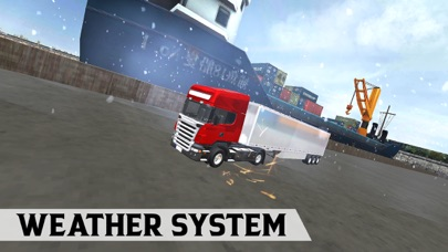 アジアのトラック運転シミュレーター 2021紹介画像2