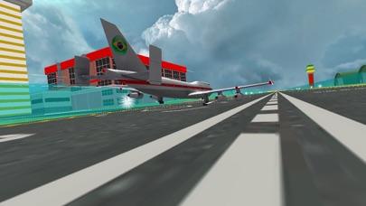飛行機 フライト パイロット シミュレーター紹介画像2