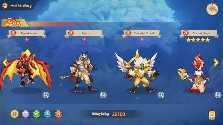 Guardians of Cloudia screenshot-4