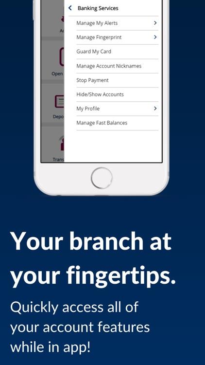 Woodsfield Savings Mobile screenshot-4