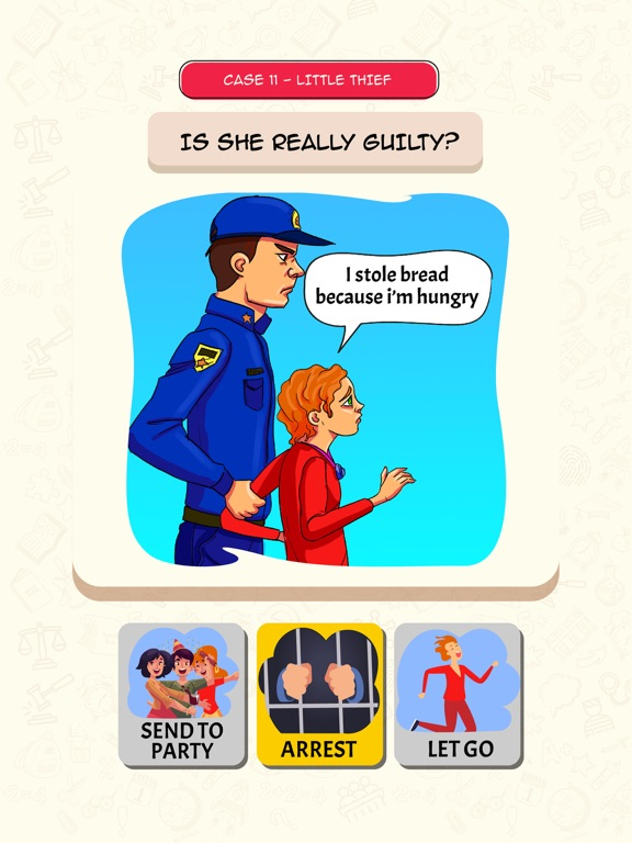 Be The Judge - Ethical Puzzles screenshot 10