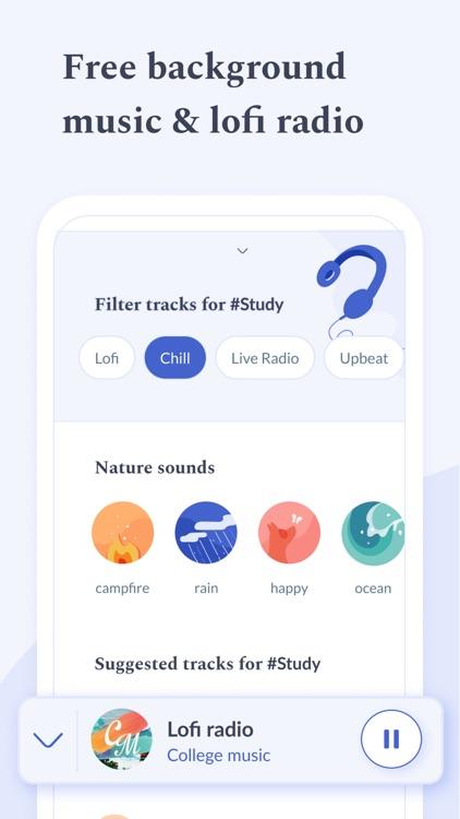 Flipd: Focus & Study Timer screenshot-7