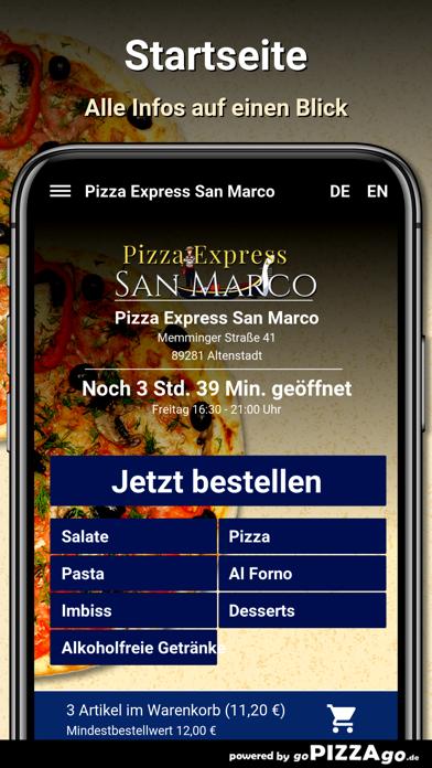 Pizza Express San Marco Altens screenshot 2