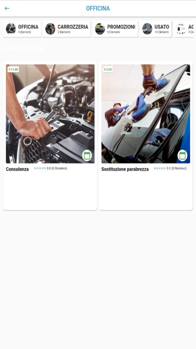 GREEN MOTORS SRL screenshot 3