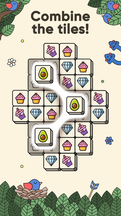 3 Tiles: Connect Tile Matching