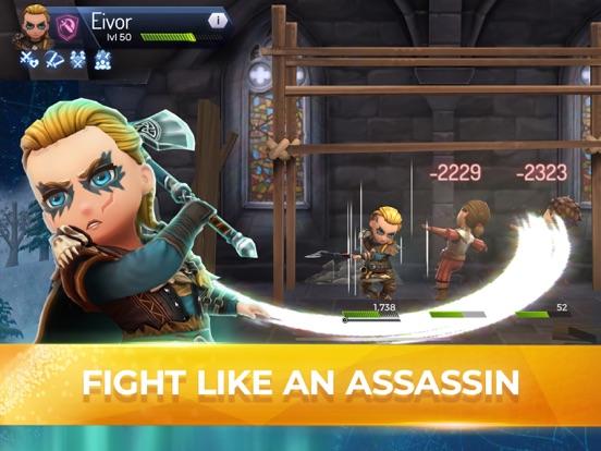 Assassin's Creed Rebellion iPad app afbeelding 3