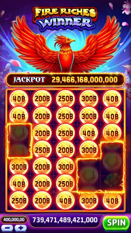 Cash Frenzy™ - Slots Casino screenshot-3