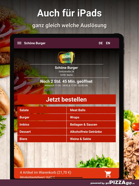 Schöne Burger Berlin screenshot 7