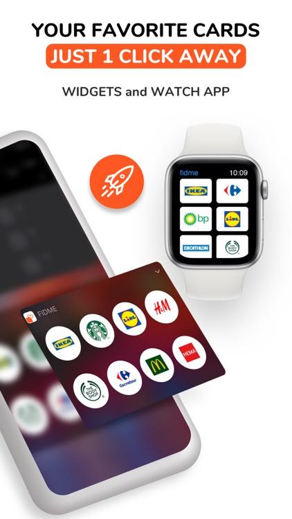 Fidme: Loyalty Cards, Cashback screenshot-5