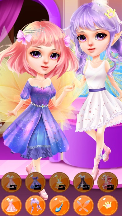 Fairy Magic Crystal Shoes紹介画像3