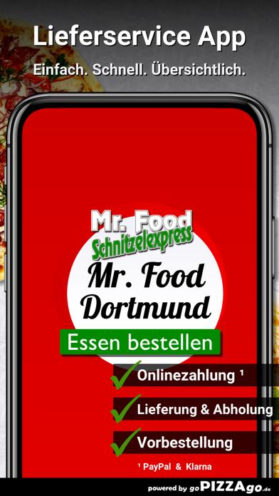 Mr. Food Dortmund screenshot 1