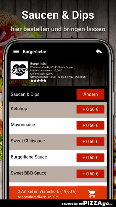 Burgerliebe Saarbrücken screenshot 6