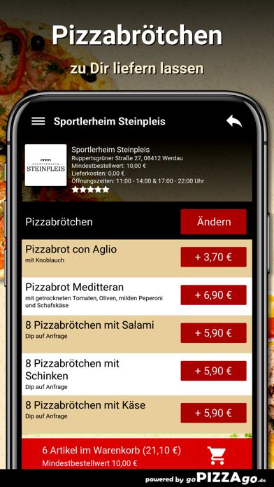 Sportlerheim Steinpleis Werdau screenshot 5