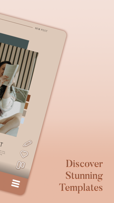 Desio: Post & Story for Insta screenshot 5