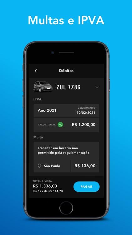 Zul+ IPVA, Pedágio e Consultas screenshot-5