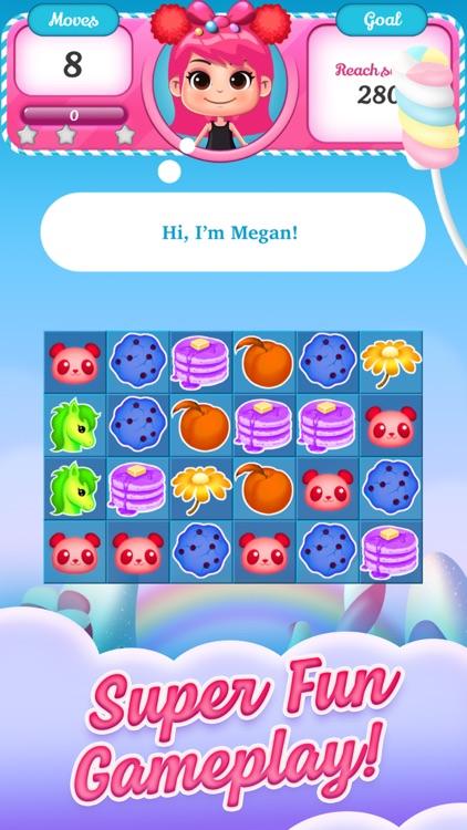 Megan's Cute Candy Celebration