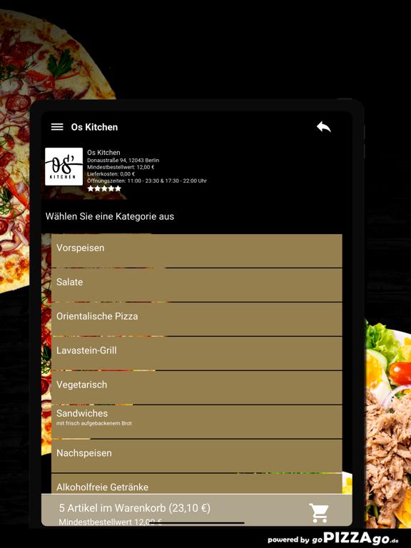 Os Kitchen Berlin screenshot 8