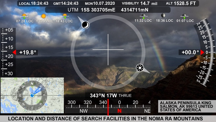 Geo Camera Viewfinder screenshot-4