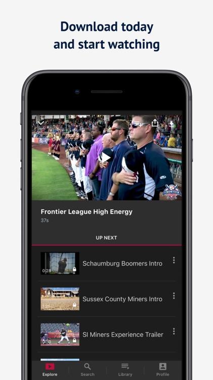 Frontier League screenshot-3