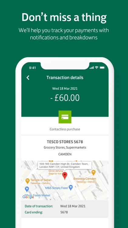 Lloyds Bank Mobile Banking screenshot-5