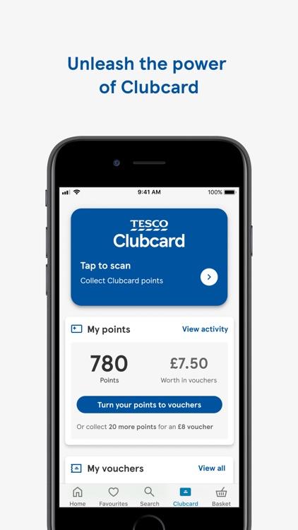 Tesco Grocery & Clubcard screenshot-5