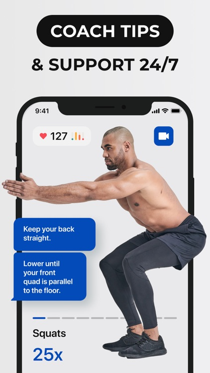 Zing Coach™: Home Fitness Plan screenshot-6
