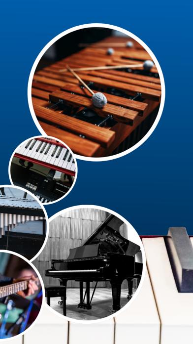 ピアノ-シンプル 縦向き紹介画像4