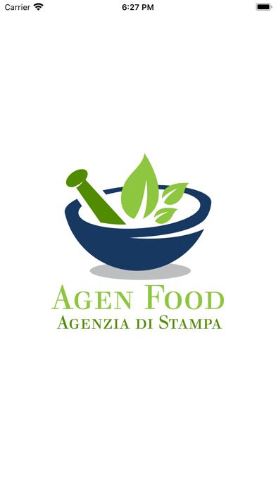 Screenshot 1 of Agen Food App