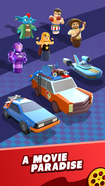Box Office Tycoon - Idle Game screenshot-3